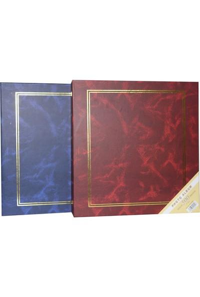 Acr 500'lük 10 x 15 cm Ciltbezli Klasör Tipi Fotoğraf Albümü