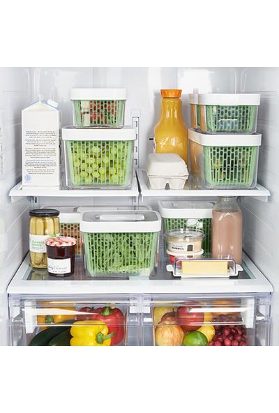 Oxo GG Greensaver Buzdolabı İçi Saklama Kabı - 5 Lt