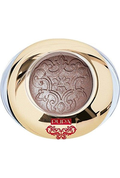Pupa Red Queen Metallic Eyeshadow 004 Luxurious Brown 2G
