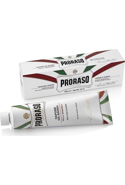Proraso Tıraş Kremi - Yeşil Çay - 150 ml
