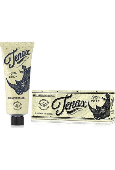 Tenax Saç Şekillendirici Krem Strong 100 ml