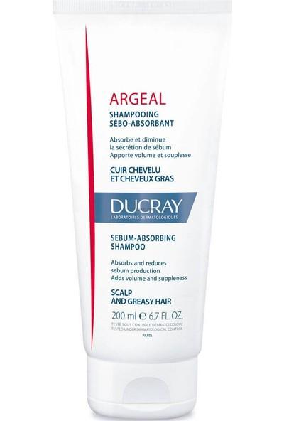 Ducray Argeal Sebum Absorbing Shampoo 200 ml