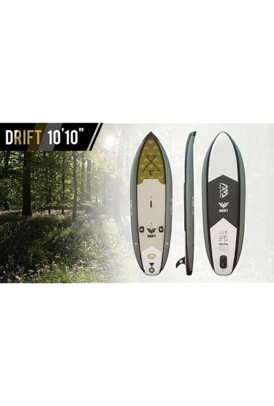 Aqua Marina Drift iSUP-Fishing Stand-Up Paddle Board