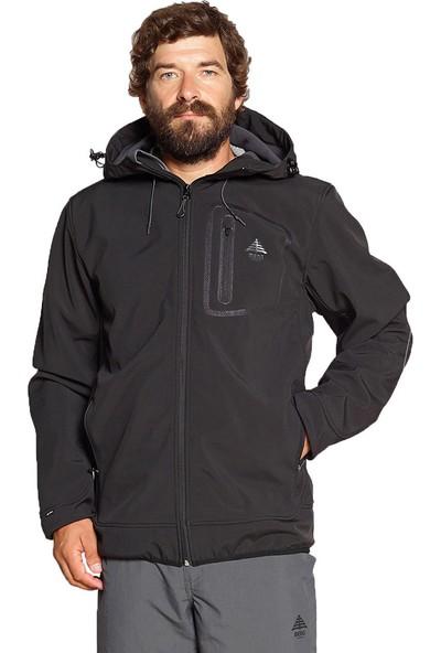 Berg Yukon Erkek Softshell Ceket