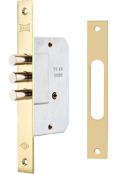 Kale 189-3Mf Kapı Emniyet Kilidi - Fiam Anahtarlı - 45 Mm
