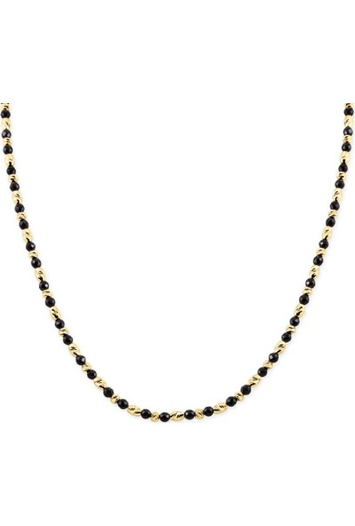 Myra Gold Altın Doğal Taşlı Dorissa Kolye (Kly1418)