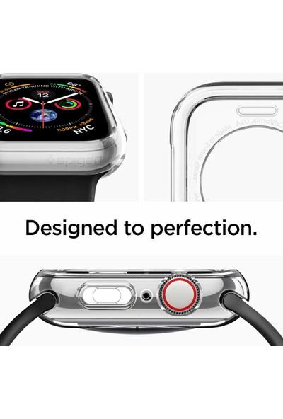 Spigen Apple Watch Seri 5/4 ile Uyumlu (40mm) Kılıf Liquid Crystal Clear - 061CS24483