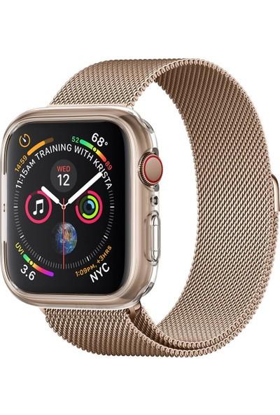 Spigen Apple Watch Seri 4 (44mm) Kılıf Liquid Crystal Clear - 062CS24473