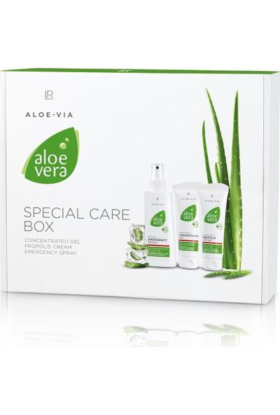Lr Aloe Via Aloe Vera Acil Yardım Cilt Bakım Seti - Aloe Vera Box Set