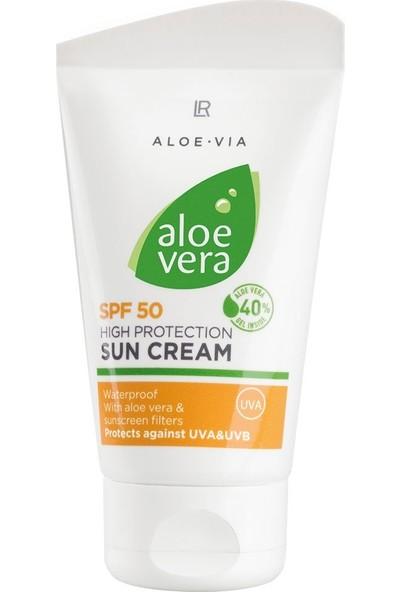 Lr Aloe Via Aloe Vera Güneş Kremi Spf 50 - Sun Cream