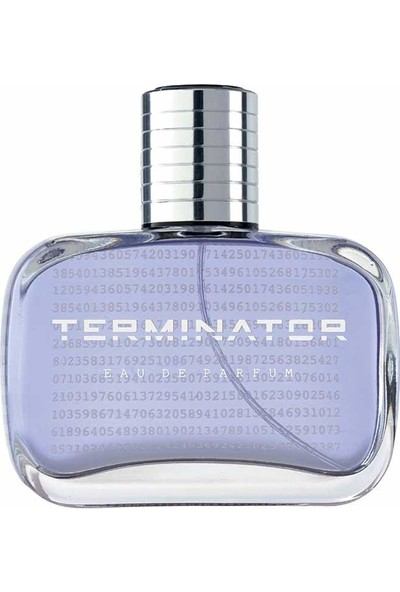 Lr Terminator – Eau De Parfum - Erkek Parfümü 50 ml