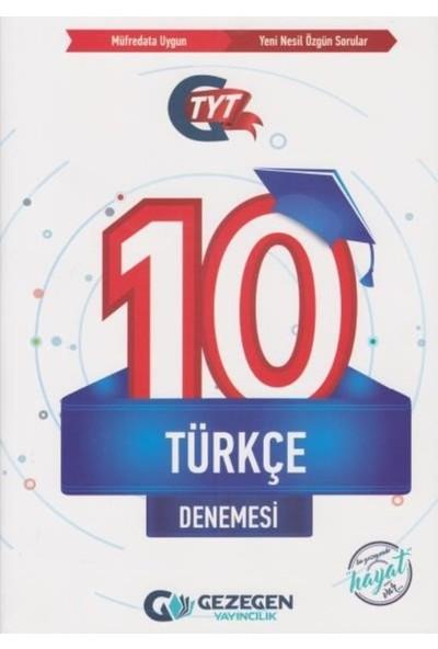 Gezegen Tyt 10 Lu Türkçe Denemesi