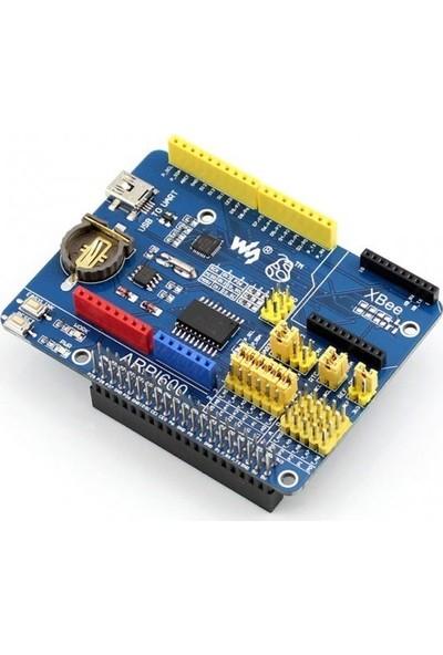 Waveshare ARPI600 Raspberry Pi için Arduino Shield