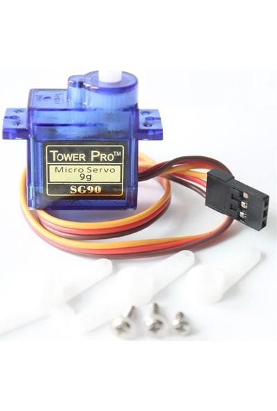 Tower Pro SG90 RC Servo Motor