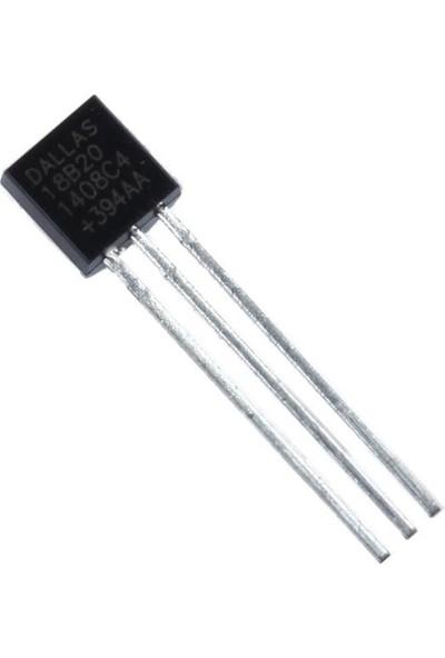 Robocombo DS18B20 Dijital Sıcaklık Sensörü