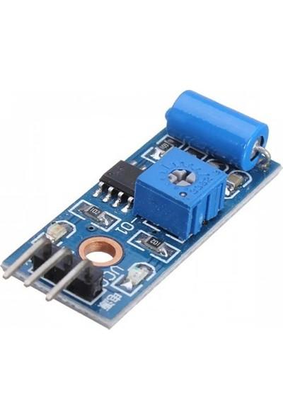 Robocombo SW-420 Hareket Algılama Sensörü Arduino Uyumlu