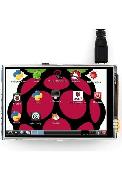 Waveshare 3,5 inch Raspberry Pi LCD Ekran