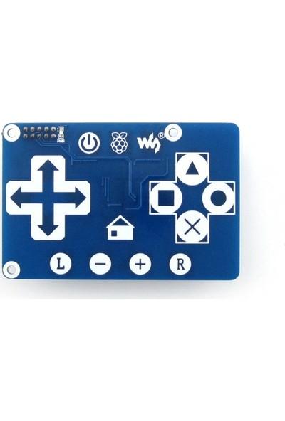 Waveshare RPi Touch Keypad