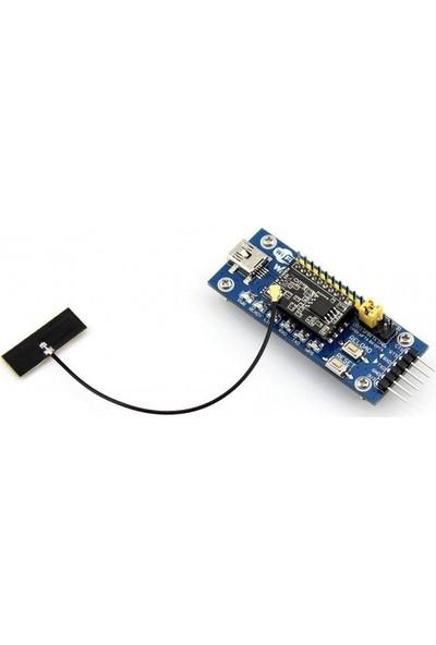 Waveshare LPT100 WiFi Modül + Taşıyıcı Kart