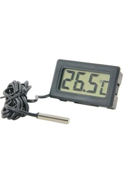 Robocombo TPM-10 Dijital Termometre Su Geçirmez Prob