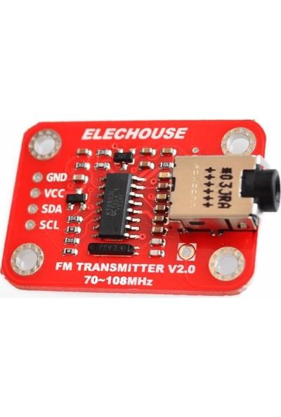 Robocombo FM Dönüştürücü Modül Arduino Uyumlu