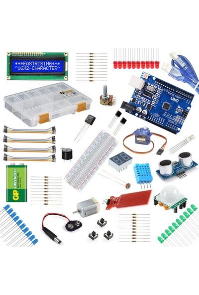 Robocombo Arduino Süper Başlangıç Seti