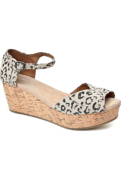 Toms Kadın Ayakkabı Espadril