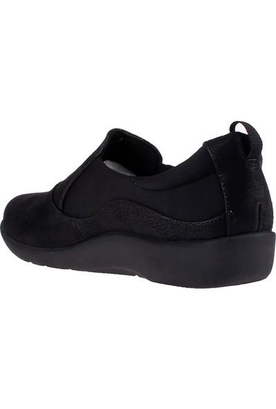Clarks Kadın Ayakkabı Slip On Bağcıksız