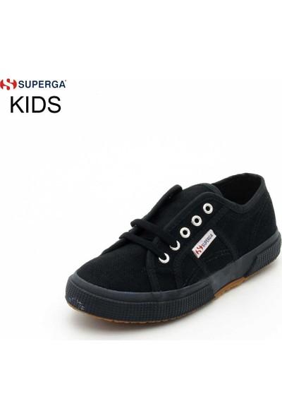 Superga Erkek Çocuk Ayakkabı Keten Ayakkabı