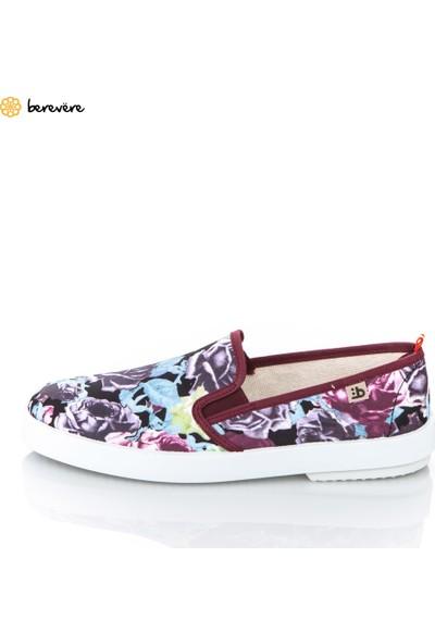 Berevere Kadın Ayakkabı Espadril