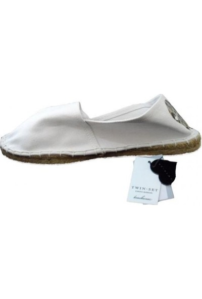 Twinset Kadın Ayakkabı Espadril