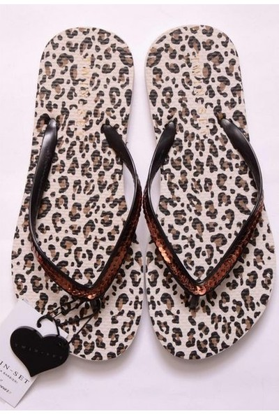 Twinset Kadın Ayakkabı Terlik