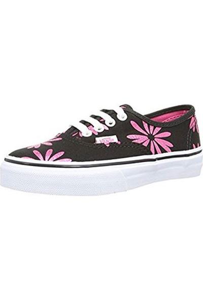 Vans Kız Çocuk Ayakkabı Keten Ayakkabı