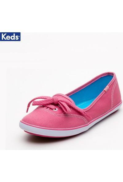 Keds Kadın Ayakkabı Keten Ayakkabı