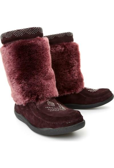 Muks Kadın Ayakkabı Bot