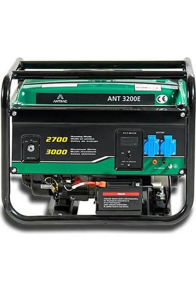 Antrac ANT3200 3 kWA Benzinli İpli Jeneratör