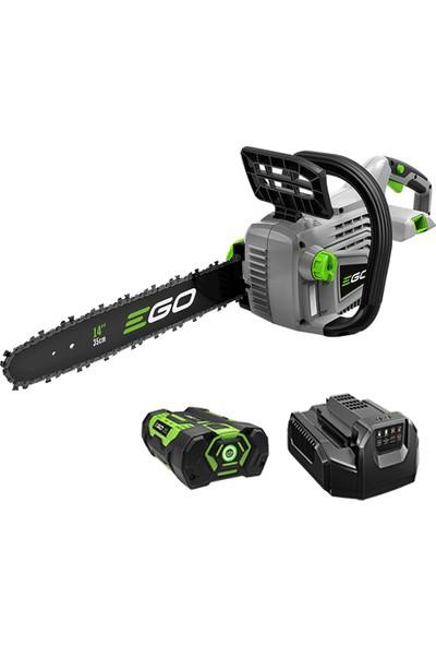 Ego Power CS1401E 56V Akülü Zincirli Testere