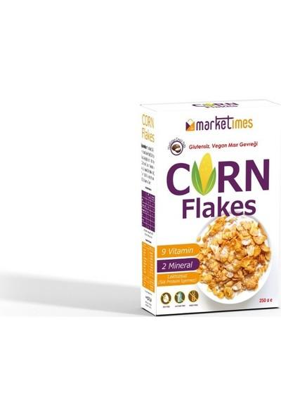 Corn Flakes Yerli Glutensiz Mısır Gevreği 250 gr