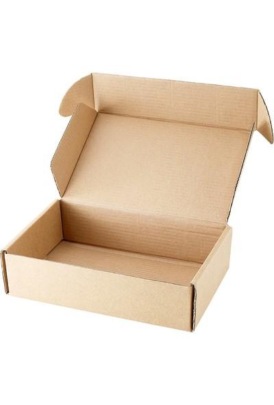 Unipak E Ticaret Kutusu, Kutusu 25X20X10 (25 Adet)
