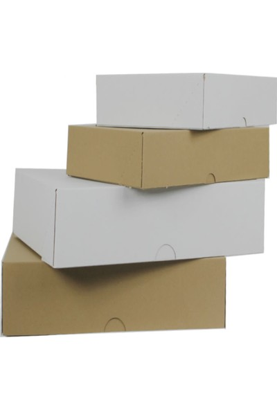 Unipak Ürün Paketleme Kutusu,İnternet Kutusu 38X29X8,5 (25 Adet)