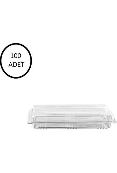 Petsa Sızdırmaz Kap Baklava 500 gr 100' lü