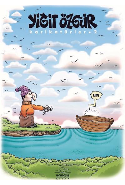 Karikatürler 2 - Yiğit Özgür