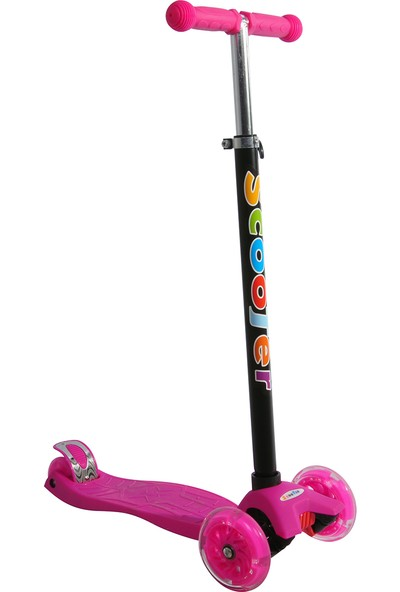 Xslide Safe Scooter (Işıklı Tekerlek)