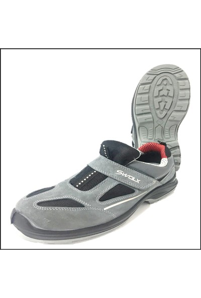 Swolx Clas-X12 Süet S1 Ayakkabı