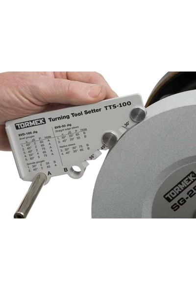 Tormek TTS-100 Torna Kalemi Iskarpela Acı Ayarlayıcı