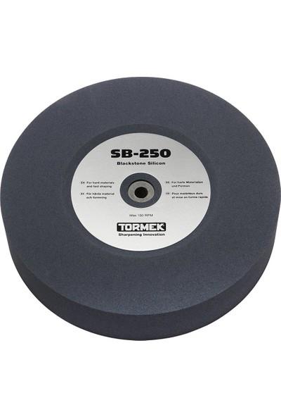 Tormek SB-250 Blackstone Silikon Bileme Taşı 220 Kum
