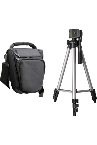 Seyu D5500 Fotoğraf Makinesi İçin 135cm Tripod + Üçgen Çanta