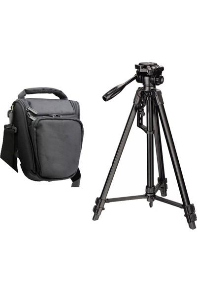 Seyu 750D Fotoğraf Makinesi İçin 170cm Tripod + Üçgen Çanta