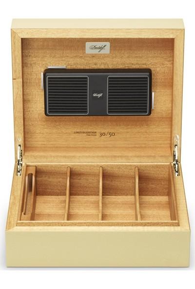 Davidoff Primos Humidor Leather Collection Puro Kutusu