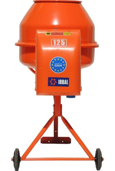Irbal 125 Litre Mini Betoniyer